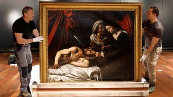 Az árverés előtt elkelt a Caravaggiónak tulajdonított, padláson talált festmény