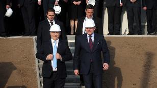 Nehezen adja el Orbán a magyar-szlovák gázvezetéket