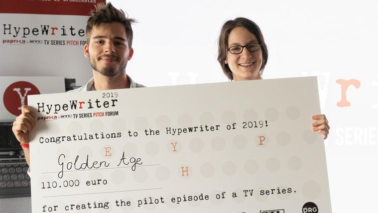 Nyugdíjas kincsvadászok nyerték a második Hypewritert