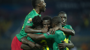 Yaya Banana góljáig volt nehéz dolga Kamerunnak