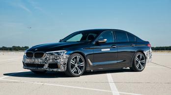 Ez a BMW saját Teslája