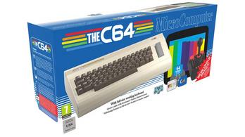 Karácsonyra érkezik az életnagyságú Commodore 64 klón