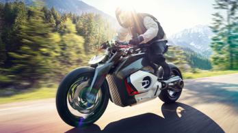 Bokszermotor, Telelever, kardánahajtás: villanymotorra is átörökítené ezeket a BMW