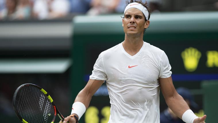 Nadal beszólt, mert Federer mögé sorolták Wimbledonban