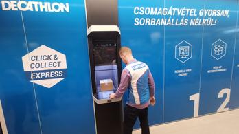Lassú az ember a Decathlon első robot munkatársához képest