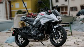 Menetpróba: Suzuki Katana – 2019.
