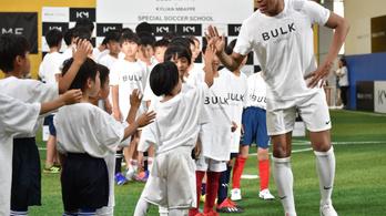 Mbappé sose volt U21-es válogatott, de az olimpián játszana
