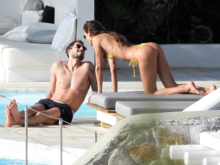 Szóval Izabel Goulart egy 34 éves brazil modell, aki 2005 és 2008 között angyali státuszban reklámozott luxusbugyit a Victoria's Secretnél.