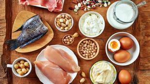 Melyik fehérjéből mennyit együnk? Dietetikusok megmondják