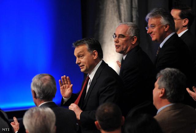 Orbán Viktor, Balog Zoltán és Semjén Zsolt