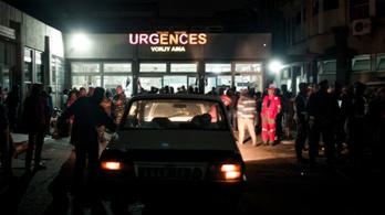 Ünneplő tömegre omlott a stadion Madagaszkáron