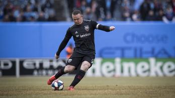 Rooney meglőtte élete egyik legnagyobb, de biztosan legtávolabbi gólját