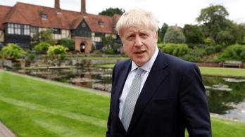 Boris Johnson hirtelen a brexit-megállapodás híve lett
