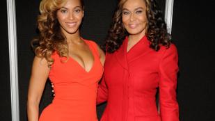 Beyoncé édesanyja megmutatja, hogyan is néz ki lánya természetes hajkoronája