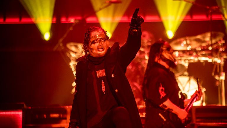 A horrormaszkos őrültek simán az év koncertjét hozták