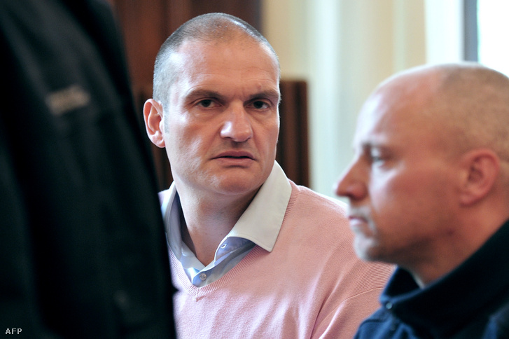 Marc Bertoldi 2013-ban a bíróságon Brüsszelben