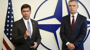 A NATO űrpolitikát fogadott el