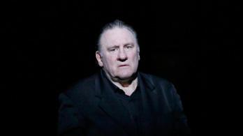 Zárolta Gérard Depardieu számláit az orosz adóhatóság