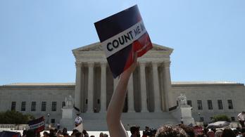 Amerikai legfelsőbb bíróság: Át lehet szabni pártérdekek szerint a választási körzeteket