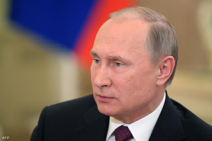 Vlagyimir Putyin