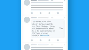 Eltakarja a Twitter a politikusok gyűlölködését