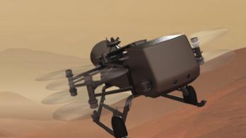 Atomhajtású drónt küld a NASA a Titánra
