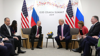A kereskedelmi háborúktól féltik a világot a G20 találkozón