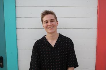 """""""Szerintem én világéletemben transzfiú voltam, csak ezt nem tudatosítottam magamban."""""""