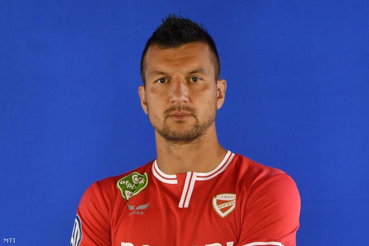 Lipták Zoltán, a labdarúgó NB I-ben, az OTP Bank Ligában szereplő Diósgyőr (Diósgyőri VTK) játékosa