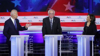 Bident többen is betámadták a demokrata vitán