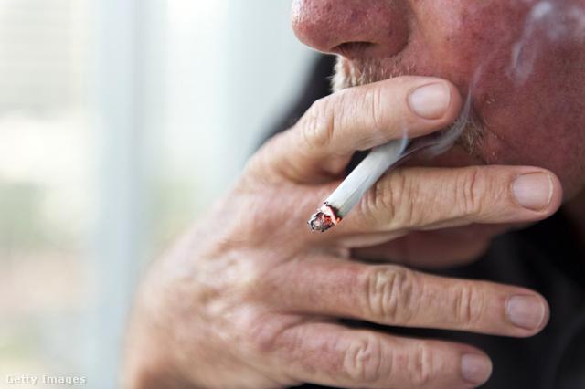 megjelent a dohányzás éhség