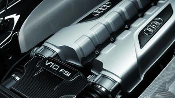 Az Audinál még harcolnak a V10-es motorért