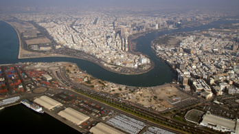 Meghalt, de már jobban van a dubaji óváros