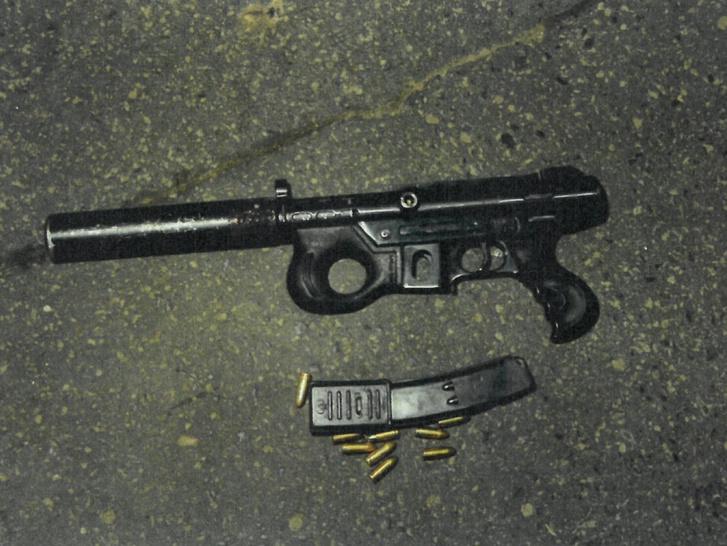 A gyilkos fegyver