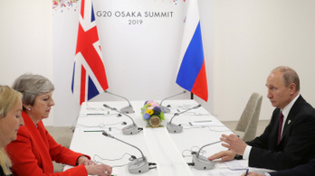 May még utoljára jól összeveszett Putyinnal