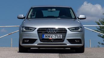 Használtteszt: Audi A4 (B8) 2.0 TDI DPF quattro - 2013.