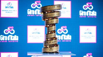 A Giro d'Italia magyar szakaszai miatt logisztikai bravúrra van szükség