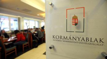 Rövidítik a budapesti kormányablakok nyitvatartását