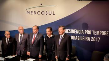 Közel húsz év után megállapodott az EU a Mercosur országaival