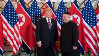 Donald Trump újabb találkozóra hívta Kim Dzsongunt