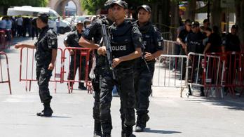 25 terrorizmussal gyanúsított embert vettek őrizetbe a tunéziai hatóságok két nap alatt