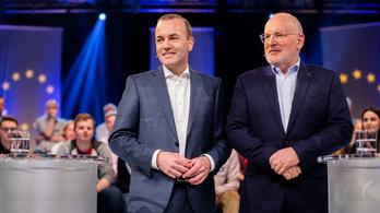 Az Európai Néppárt fellázadt Timmermans jelölése ellen