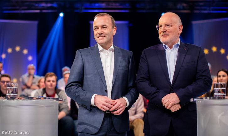 Weber és Timmermans