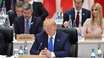 Trump nagyon nem akarta, hogy a klímakérdés bekerüljön a G20 zárónyilatkozatába