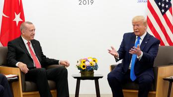 Erdoğan kitart az orosz rakétavédelmi rendszer mellett