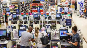Pénztármentes, automatikus boltok irányába fejlődne a Tesco