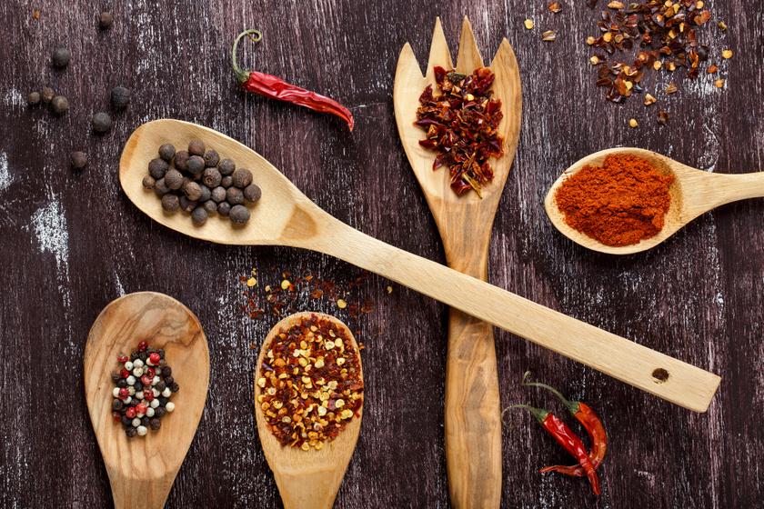 A 8 legerősebb fogyókúrás fűszer: segítik a súlycsökkenést, teltségérzetet okoznak