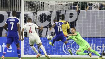 A Barcelonát idéző, őrült góllal verte Haiti Kanadát az Arany-kupán