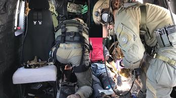 Egy hét után élve találtak meg egy Kaliforniában eltűnt, 73 éves túrázót