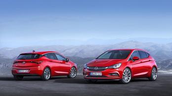 2021-ben érkezik az Opel Astra L